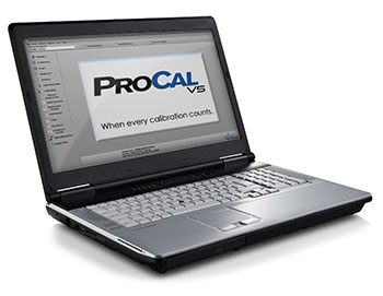 ProCalV5 Paperless Calibrations