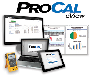 ProCal eView and Reports