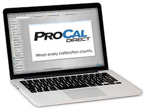 ProCal Direct Software