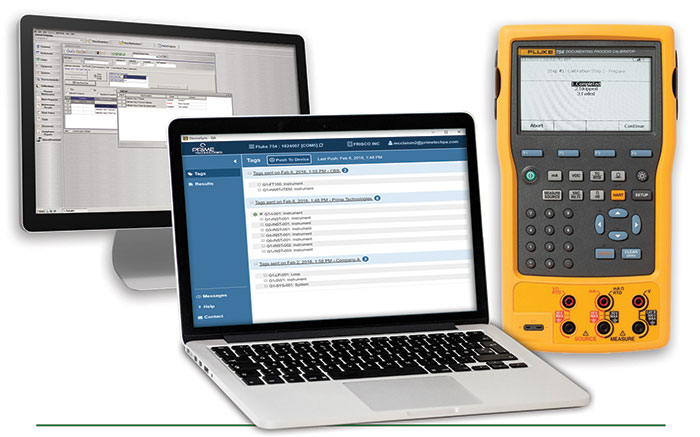 ProCal DeviceSync for Fluke Calibrators