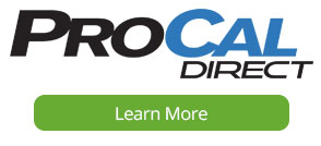 ProCal Direct Calibration Software