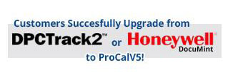 Upgrade DPCTrack2 or Honeywell DocuMint by Clicking Here.
