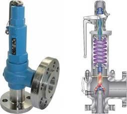 Pressure Safety Valve Calibration