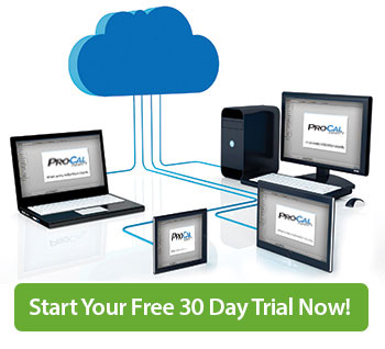Request a ProCal Direct Calibration Software 30 Day Trial